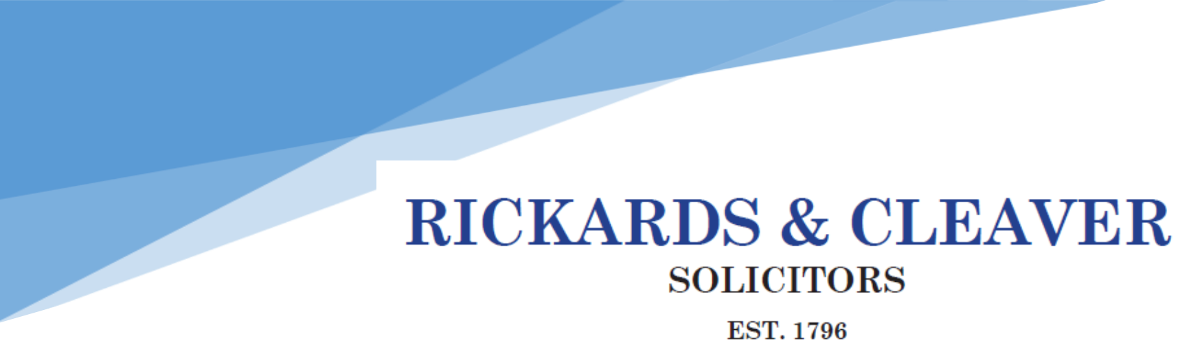 Rickards and Cleaver Solicitors Offer